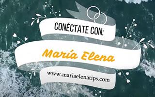 Conéctate con María Elena