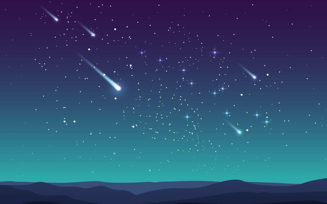 Estrellas Voladoras de Enero 2021