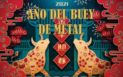 Año del Buey de Metal 2021